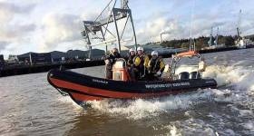Waterford City River Rescue Community Lifeboat