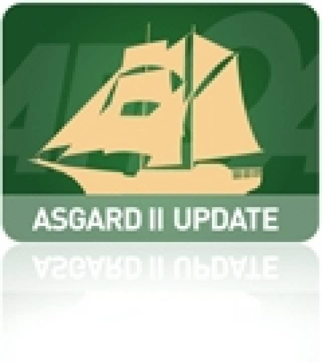 Afloat.ie: Asgard II Campaign 'Disappointed'