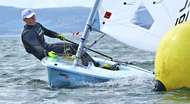 200 Applications for Laser Radial Youth European Championships at Ballyholme Yacht Club