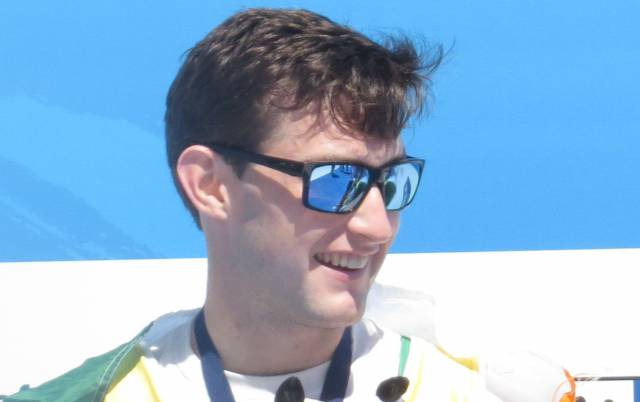 Paul O'Donovan Finishes Well in Open Sculls Final in Sydney