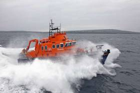 Aran Islands RNLI lifeboat