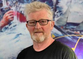 Pat Lawless is signed up for the second edition of the Golden Globe Race in 2022