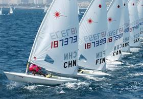 35 countries are expected to compete in the KBC Bank sponsored Laser Radial Youth and Men's World Championships 2016 off Dun Laoghaire