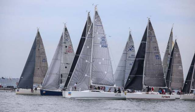 No Crew Limit for ICRA Nationals, IRC Rule 22.4 Stays Deleted for Royal Cork Championships