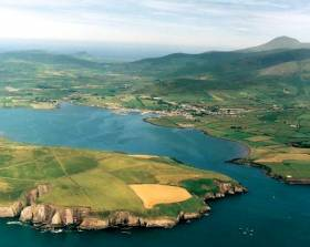 Destination Dingle. Central to the attraction of the Volvo Dun Laoghaire to Dingle Race which starts next Wednesday is the natural differences and contrasts between the two ports, despite which they maintain the most cordial of relations