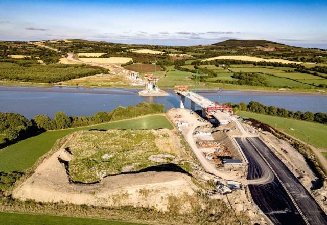 Iconic Bridge: Vote Will See New Ross Bypass Bridge Named after Rose Kennedy