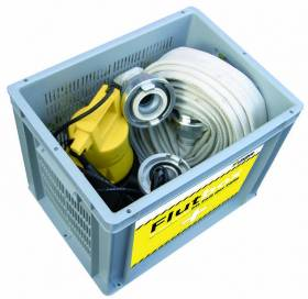 The Flood Pumping System in a Box from Pump Technology Ltd