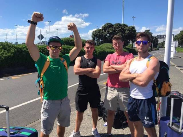 Paul O'Donovan Takes A Final Place at Sydney Rowing Regatta