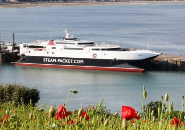 Fastferry Manannan