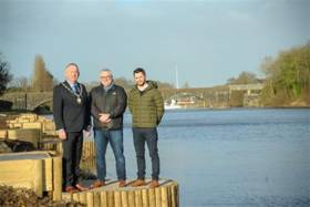 First Phase Of Lower Bann Blueway Up And Running