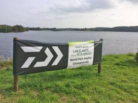 Kiltybarden Lake in Ballinamore is a host venue for the World Pairs Angling Championship