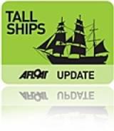 Tall Ship Stavros S.Niarchos Visits Kinsale Yacht Club Marina