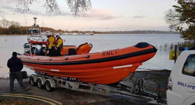 Lough Ree's new lifeboat