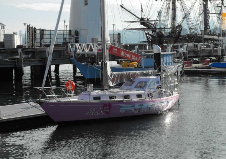 Claims That Would-Be Round-the-World Record-Setter's Yacht Left to Rot by Maritime Museum