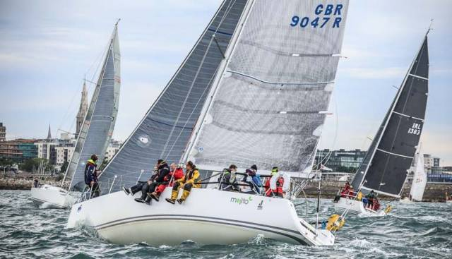 'Mojito' is 2017 ISORA Champion But Only After Epic Race Across the Irish Sea