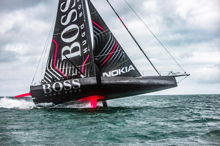 Hugo Boss - now working to assess the extent of the structural issue and determine a repair programme and timeline