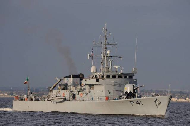 Papers detail efforts by officials to prepare Minister Paul Keogh for media questions. In an announcement last June LÉ Eithne and LÉ Orla (above) were being taken out of active service due to personnel shortages which caused considerable anger among Defence Forces personnel.