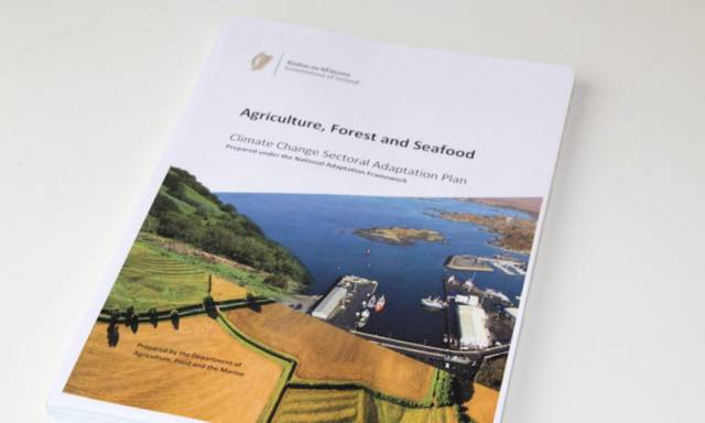 Government Approves Agriculture, Forest & Seafood Climate Change Sectoral Adaptation Plan