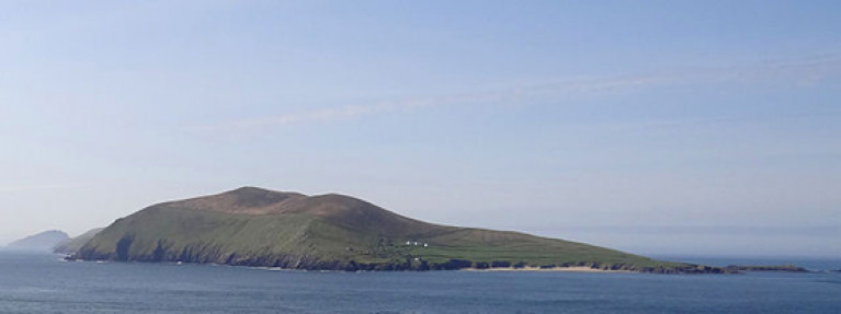 Great Blasket Island off Co Kerry