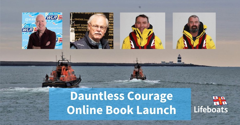 Dauntless Courage will be launched online in a panel discussion