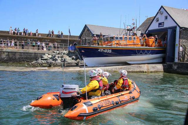 RNLI Issue Statement Following €6 million Irish Bequest