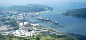 Shannon Foynes Turnaround as 2015 Tonnages at Almost Peak of Last Decade
