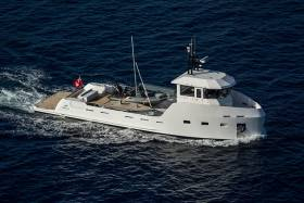 YXT 20m Support Vessel World Debut At Monaco Yacht Show