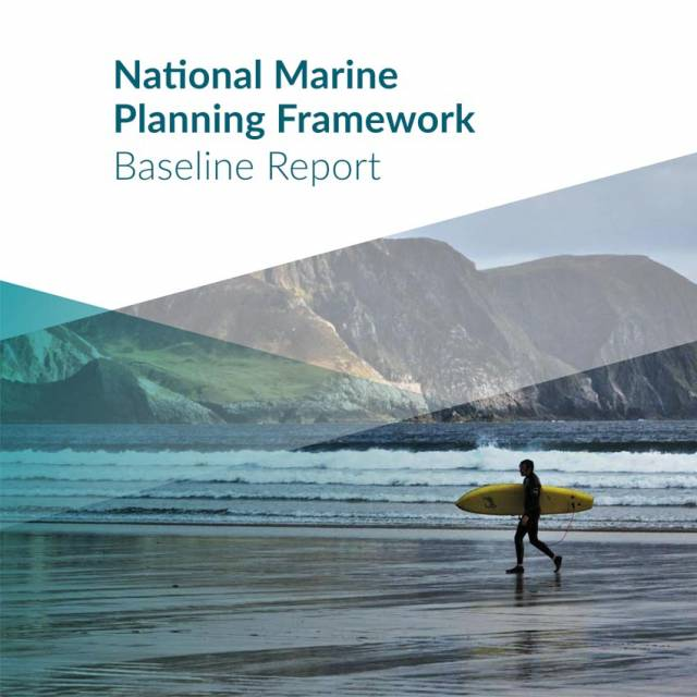 Public Invited To Have Their Say On National Marine Planning Framework Report