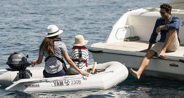 Yamaha Unveils New Outboards At Southampton Boat Show