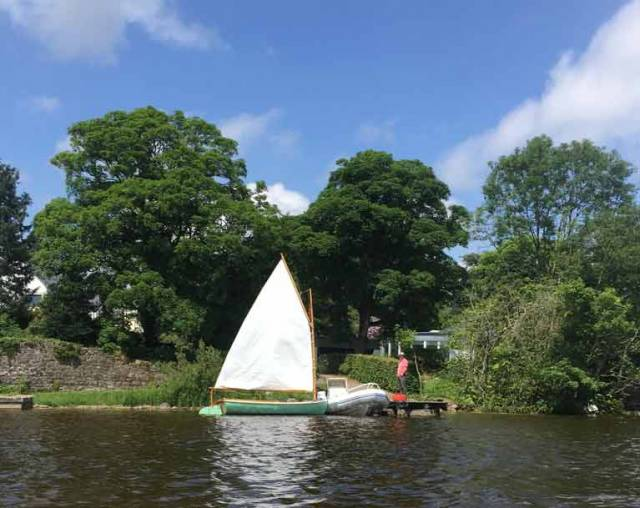 Special Irish Role in the International Links of Classic Wooden Boats