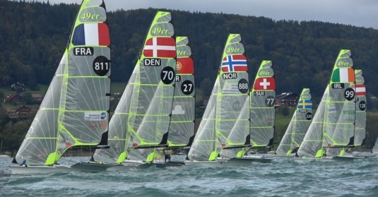 Mixed Fortunes for Irish 49ers in Opening Day of European Championships