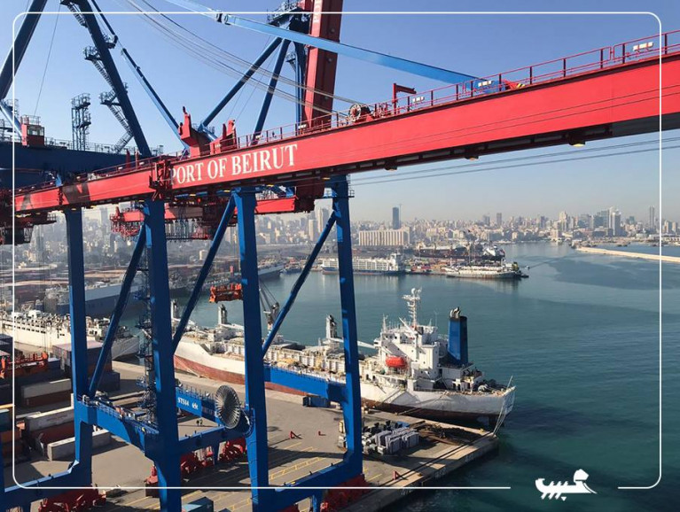 Customs clearing agents have been allowed back to the (Port of Beirut container) terminal and the first two ships have been worked. AFLOAT adds the photo posted in 2019 by the Port of Beirut facebook page shows in the distance the grain silo (see centre below container gantry) that was severely damaged from last week's catastrophic explosion. On the left is one of the former Irish port serving Nissan Car Carrier's (blull hull) ship's since sold for conversion as a livestock ship. To assist people, UNICEF have launched a campaign (www.unicef.ie/donate/lebanon) on the ground ready to deliver life-saving humanitarian aid, medicine, clean water and food to those in need.