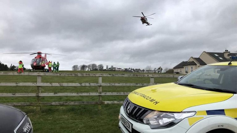 Eight Kayakers Rescued From Strangford Lough