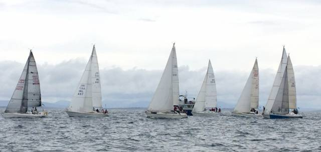 WIORA 'Round Aran' Class Two start