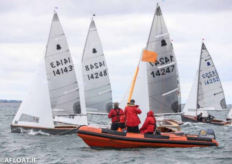 GP14s Give Thumbs up to Volvo Dun Laoghaire Regatta 2021 Dinghy Plans