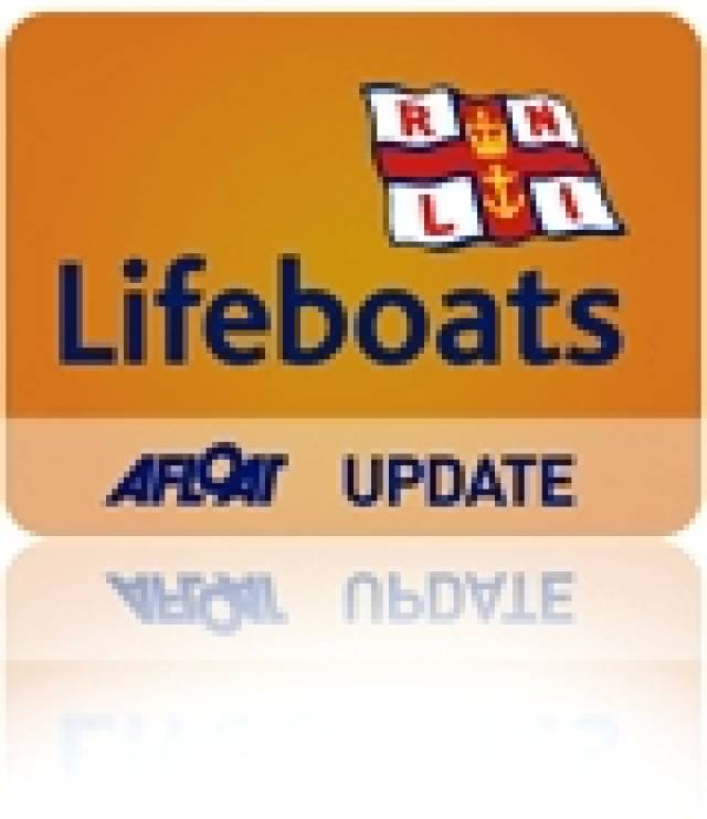 Clifden RNLI Now Trialling All-Weather Lifeboat