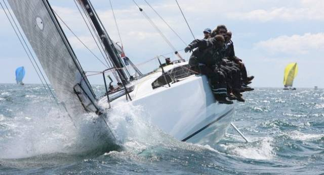 Delamare & Mordret's French JPK 10.80 Dream Pearls (JPK) will race in this weekend's RORC Morgan Cup race