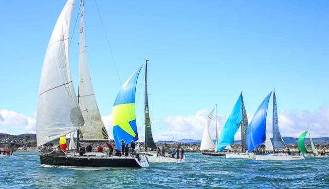 North Sails Ireland Team Racing at ISORA, Howth & Kinsale