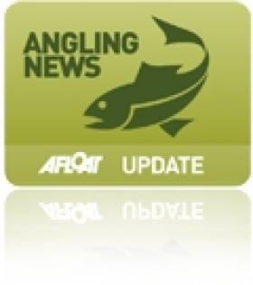 Special Angling Event Produces First Salmon of 2012