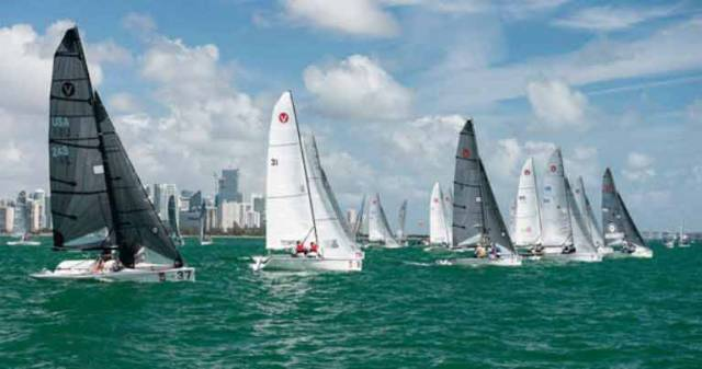 Viper 640s at Miami Sailing Week