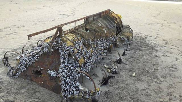 Cuban Migrant Boat Found On Sligo Beach