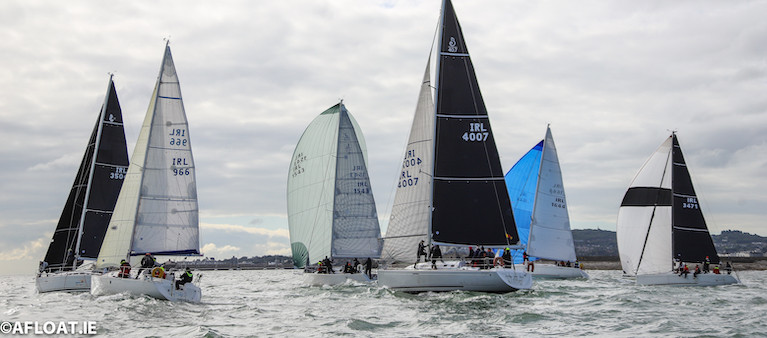 A new ISORA Coastal Series planned for January from Dun Laoghaire Harbour is to to be rescheduled