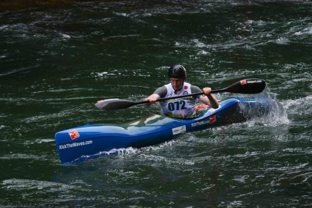 McNally Impresses at Wildwater World Championships