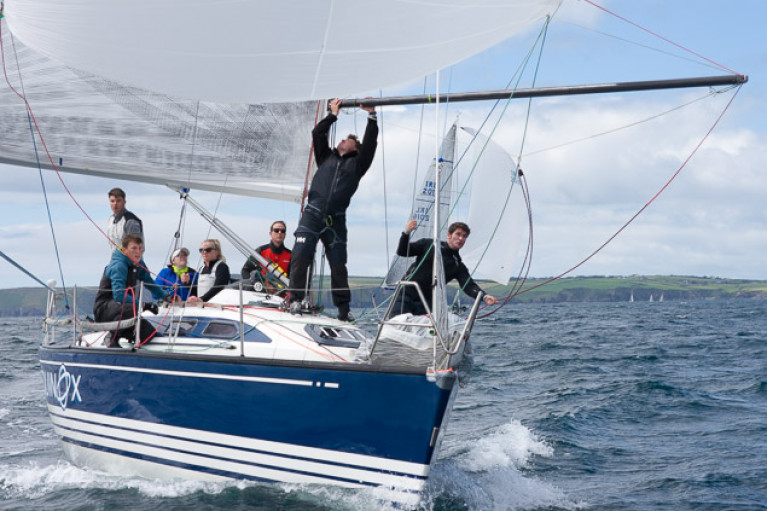 Entry for the 50-boat 2021 Sovereign's Cup at Kinsale  is now over subscribed