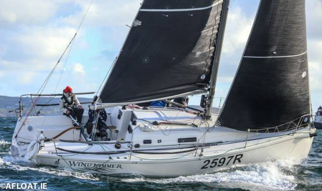 'Windjammer' Crew Win Viking Marine ISORA Coastal Race in Tricky Winds & Strong Tides