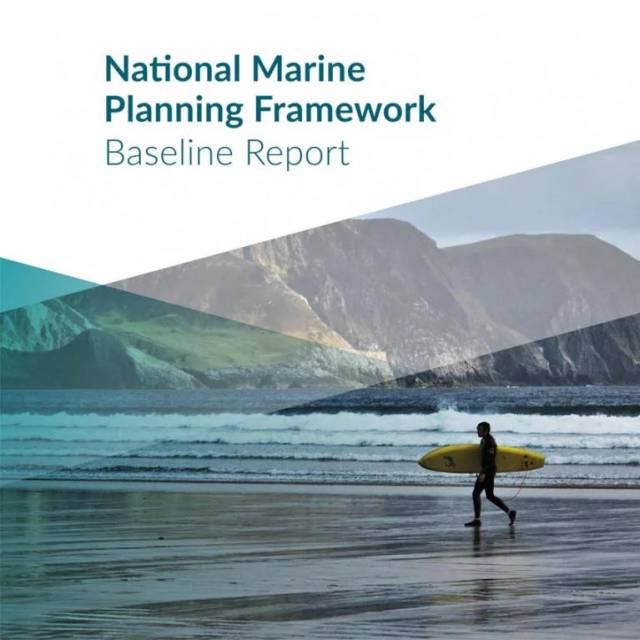 A Public, Policy-Led Plan With Climate Change Focus: What Ireland Wants From New Marine Spatial Plan