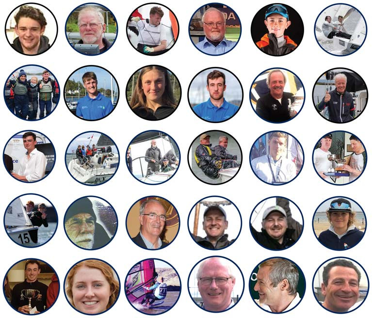 Vote for your sailor of the Year in the poll on the right hand side of the Afloat website