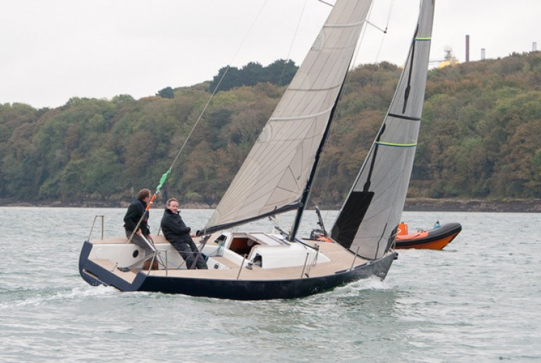 Wild Honey - The 'Ideal Little Yacht' for Unstressed Solo Sailing
