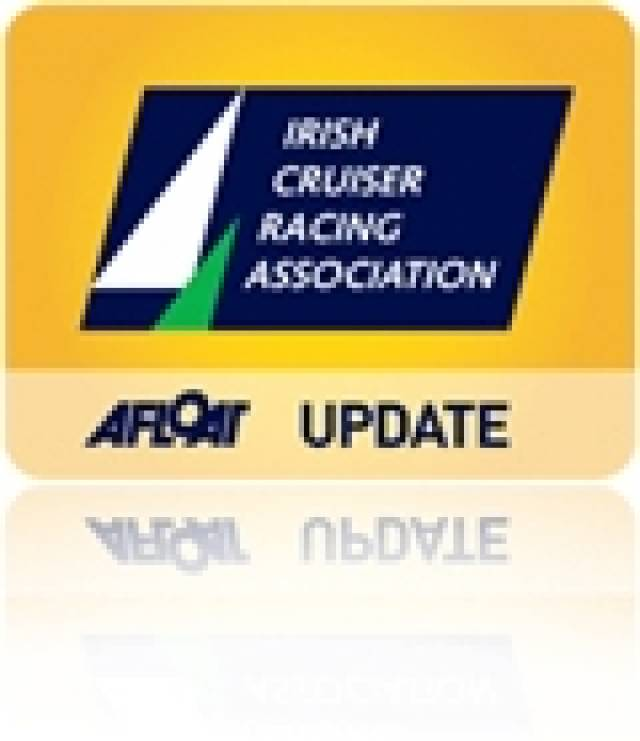 42 Cruiser–Racers Entered for ICRA Nationals at Royal Irish Yacht Club