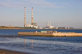Dublin's Merrion Strand is one of the areas singled out by the EPA for poor water quality caused by raw sewage discharge